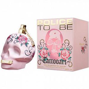 Police To Be Tattooart parfémovaná voda pro ženy 125 ml