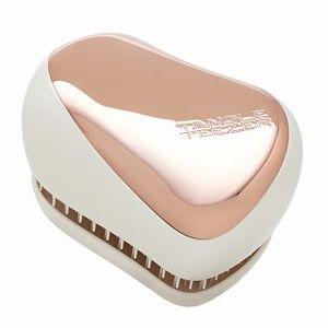 Tangle Teezer Compact Styler kartáč na vlasy Ivory Rose Gold