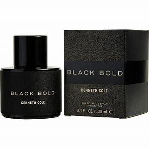 Kenneth Cole Black Bold parfémovaná voda pro muže 10 ml Odstřik