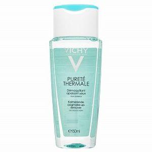 Vichy Pureté Thermale Soothing Eye Makeup Remover jemný odličovač očí pro zklidnění pleti 150 ml