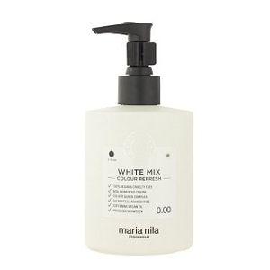 Maria Nila White Mix Colour Refresh vyživující maska bez barevných pigmentů pro oživení barvy 300 ml