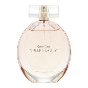 Calvin Klein Sheer Beauty toaletní voda pro ženy 100 ml