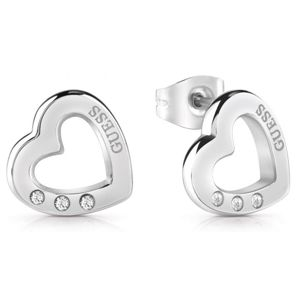 Guess Hearted Chain UBE29058