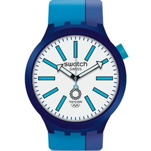 Swatch BB Ai Blue SO27Z100
