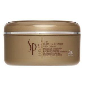 Wella Professionals SP Luxe Oil Keratin Restore Mask maska pro poškozené vlasy 150 ml